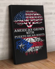 American with Puerto rican roots 20x30 Gallery Wrapped Canvas Prints aos-canvas-pgw-20x30-lifestyle-front-07