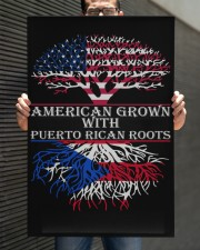 American with Puerto rican roots 20x30 Gallery Wrapped Canvas Prints aos-canvas-pgw-20x30-lifestyle-front-30
