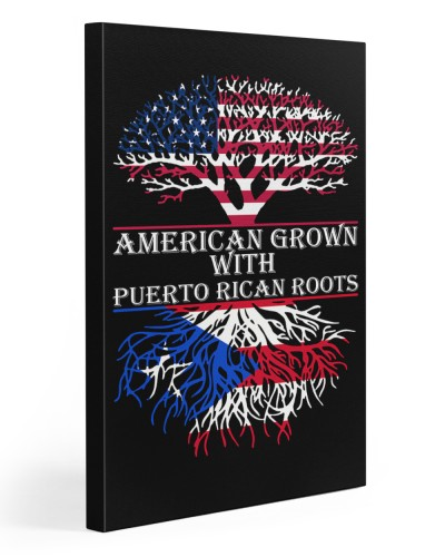 American with Puerto rican roots