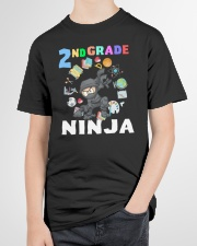 2ND Grade Ninja school Youth T-Shirt garment-youth-tshirt-front-lifestyle-01