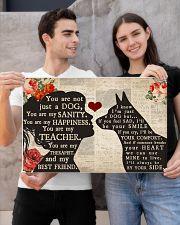 Australian Cattle Dog girl poster 24x16 Poster poster-landscape-24x16-lifestyle-21