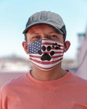 dog us flag mask Cloth face mask aos-face-mask-lifestyle-06