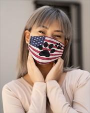 dog us flag mask Cloth face mask aos-face-mask-lifestyle-17