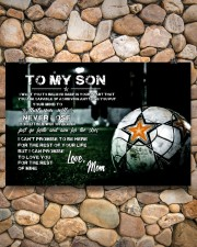 Soccer poster mom love son 24x16 Poster aos-poster-landscape-24x16-lifestyle-16
