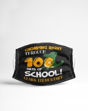 Chomping right through 100 days of school Cloth face mask aos-face-mask-lifestyle-22