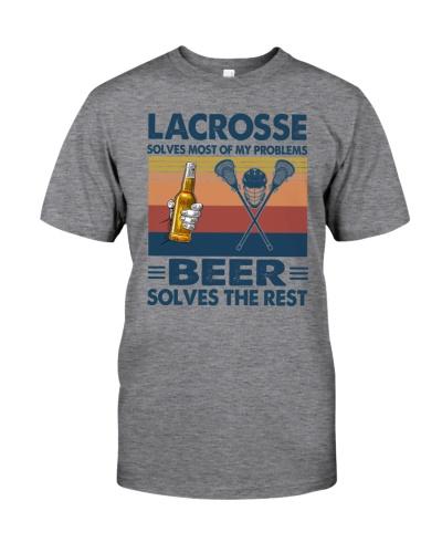 Lacrosse beer solve problems vintage