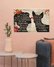 Chihuahua girl poster 24x16 Poster poster-landscape-24x16-lifestyle-22