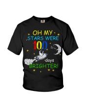 My stars 100 days brighter Youth T-Shirt thumbnail