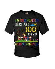 My Kids are 100 days smarter Youth T-Shirt thumbnail