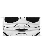 horror fm Cloth face mask front