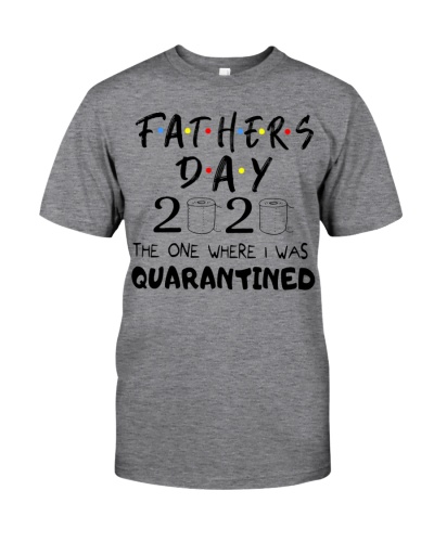 Father's day 2020 quarantined
