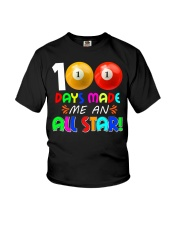100 days made me an all star Youth T-Shirt tile
