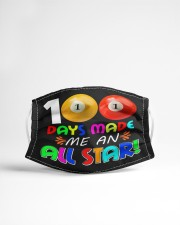 100 days made me an all star Cloth face mask aos-face-mask-lifestyle-22