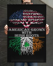 American with Irish roots 20x30 Gallery Wrapped Canvas Prints aos-canvas-pgw-20x30-lifestyle-front-30