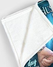 """To my husband blanket cross Large Fleece Blanket - 60"""" x 80"""" aos-coral-fleece-blanket-60x80-lifestyle-front-12"""