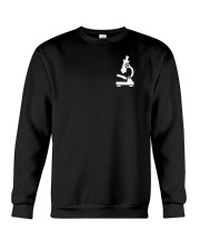 Medical Laboratory Scientist microscope Crewneck Sweatshirt thumbnail