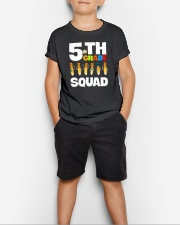 5th Grade Squad school Youth T-Shirt lifestyle-youth-tshirt-front-1