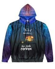 camping memory all over printed Men's All Over Print Hoodie thumbnail
