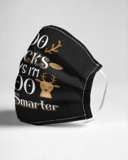 100 days smarter Cloth face mask aos-face-mask-lifestyle-21