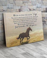 horse the ride goes on 20x16 Gallery Wrapped Canvas Prints aos-canvas-pgw-20x16-lifestyle-front-20