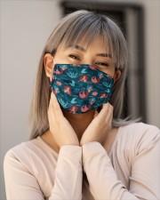 mermaid mask Cloth face mask aos-face-mask-lifestyle-17