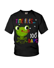 Time Flies 100 Days Youth T-Shirt thumbnail