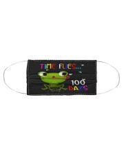Time Flies 100 Days Cloth face mask aos-face-mask-coverlet-lifestyle-front-01