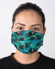 Aloha cat Cloth face mask aos-face-mask-lifestyle-01
