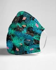 Aloha cat Cloth face mask aos-face-mask-lifestyle-21