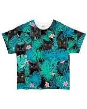 Aloha cat All-over T-Shirt thumbnail