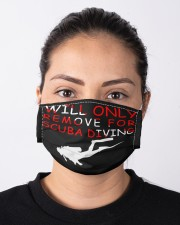 only remove for scuba diving Cloth Face Mask - 3 Pack aos-face-mask-lifestyle-01