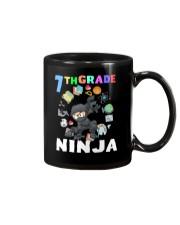 7TH Grade Ninja school Mug thumbnail
