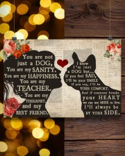 French Bulldog girl poster 24x16 Poster aos-poster-landscape-24x16-lifestyle-30