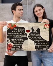 French Bulldog girl poster 24x16 Poster poster-landscape-24x16-lifestyle-21