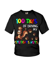 100 days of driving my students nuts Youth T-Shirt thumbnail