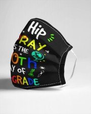 It's the 100th day of 1st-grade Cloth face mask aos-face-mask-lifestyle-21
