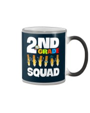 2nd Grade Squad school Color Changing Mug thumbnail