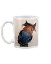 Funny horse  Mug back