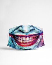 horror fm Cloth face mask aos-face-mask-lifestyle-22
