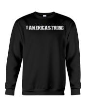 America strong Crewneck Sweatshirt thumbnail
