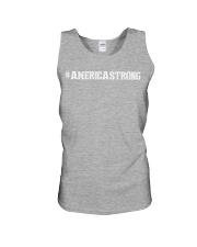 America strong Unisex Tank thumbnail