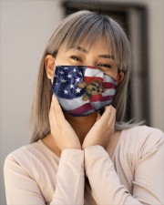 yorkshire terrier usa flag fm Cloth face mask aos-face-mask-lifestyle-17