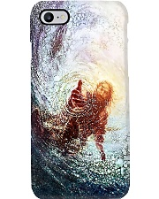 god hand Phone Case tile