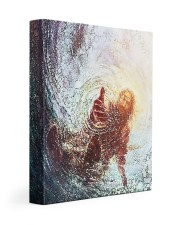 god hand Gallery Wrapped Canvas Prints tile