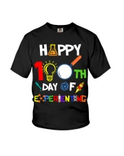 Happy 100th day of experienting Youth T-Shirt thumbnail
