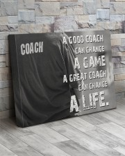 baseball great coach can change a life 20x16 Gallery Wrapped Canvas Prints aos-canvas-pgw-20x16-lifestyle-front-20