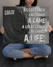 baseball great coach can change a life 20x16 Gallery Wrapped Canvas Prints aos-canvas-pgw-20x16-lifestyle-front-22