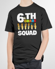 6 th Grade Squad school Youth T-Shirt garment-youth-tshirt-front-lifestyle-01