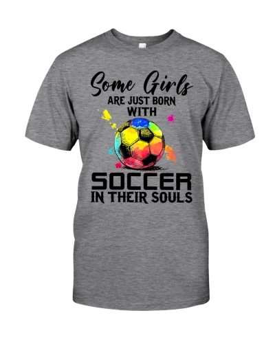 girl born with soccer in their souls