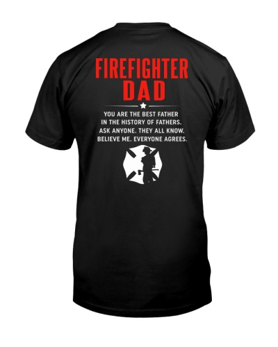 Firefighter dad 2020